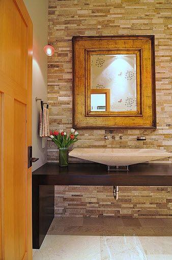 Diseño de cuarto de baño 12