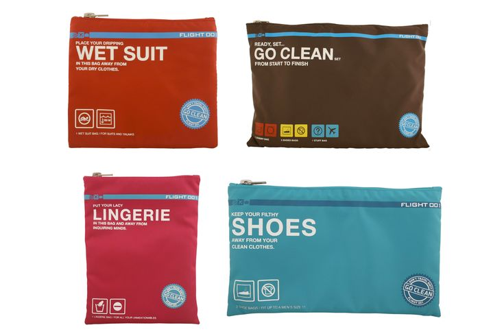 Perfect for Bali! Suitcase Bags by GO CLEAN