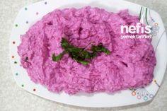 Kırmızı Pancar Salatası Yapımı Tarifi