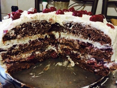Somlóigaluska torta