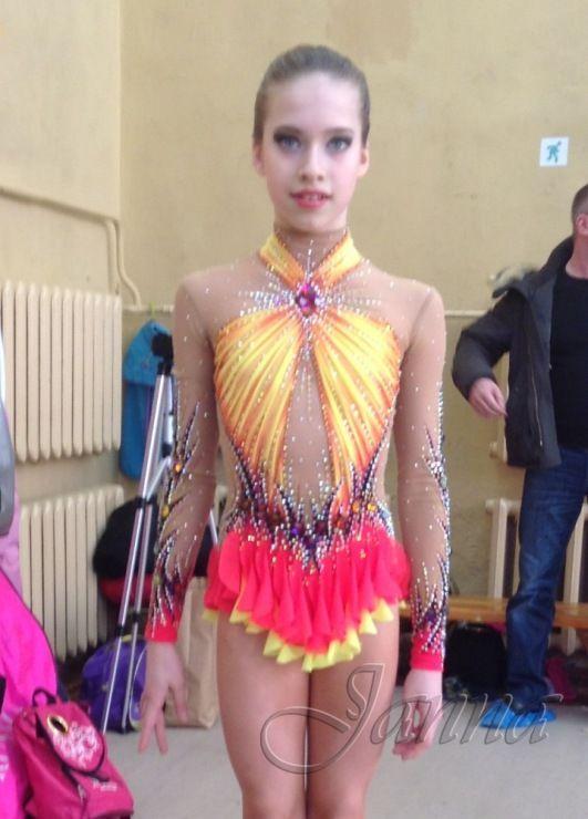 Gallery.ru / Фото #102 - костюмы для художественной гимнастики 3 - dusya7