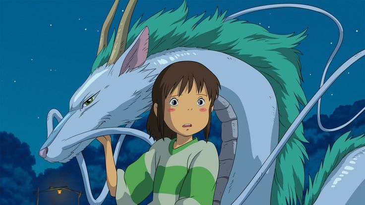Spirited Away: A Dragon's Tale - MyAnimeList.net