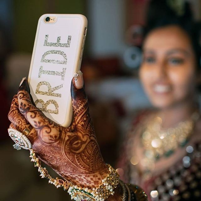 Flaunt your marital status with an awesomely unapologetic 'Bride' iPhone Case like Bhavika at her wedding in Thailand.    #iphonecover #iphone #destinationwedding #weddingsutra #weddinggoals #thailand #phonecover #bridetobe #bridalgoals #bridalinspiration #bridalinspo #weddings #bling #bridesofinstagram #brides #bridestyle #bride2be #bridesmaidgifts #bridetribe #brideinspiration #bridesmaid #iphoneaccessories #phoneaccessories