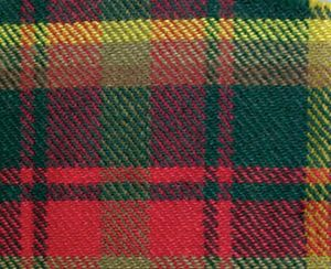 The Maple Leaf Tartan