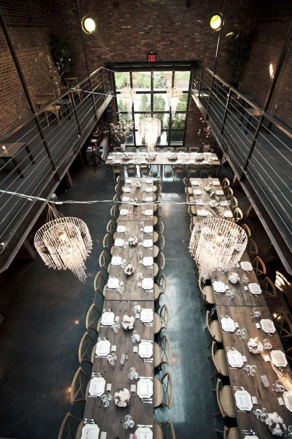 Long Island City Wedding At The Foundry From Cly Creation