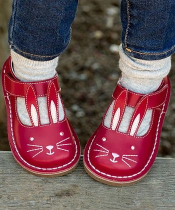 Livie and Luca Red Shoes Molly for Girls PREORDER
