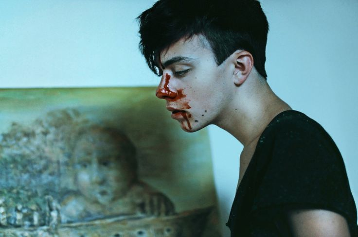 Fashion Shoot Shows Models Beaten Bloody: 21 Best Images About Bad Boys On Pinterest
