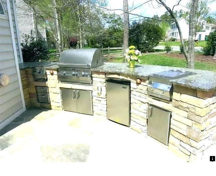 Learn More About Stainless Steel Outdoor Kitchen Click The Link For More Info Outdoor Cooking Area