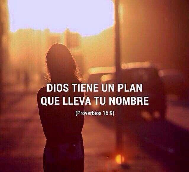 Dios tiene un plan de bienestar para ti para darte el final que esperas. <3