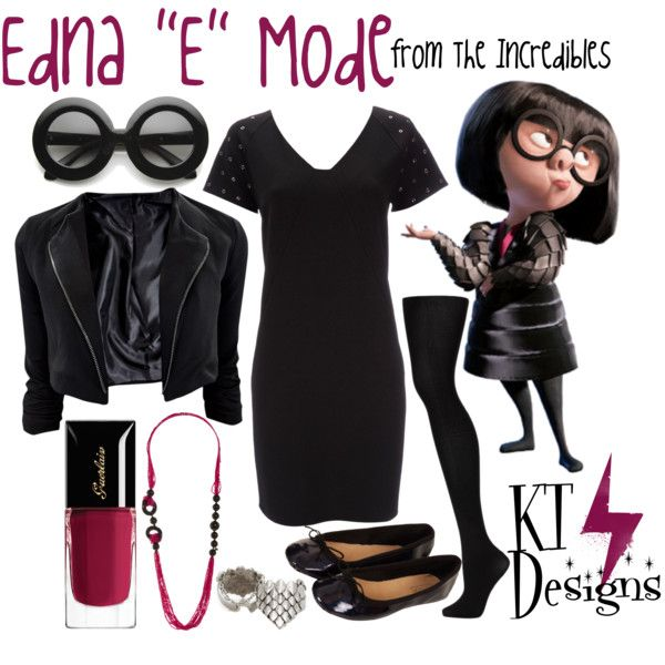 Edna Quot E Quot Mode Everyday Dressup Casual Cosplay