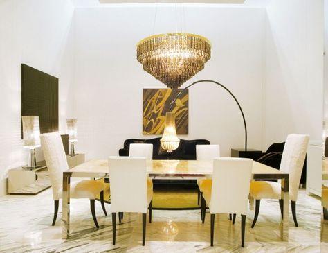 Italian Onyx Table Kudrun Dining Table Marble Dinning Table