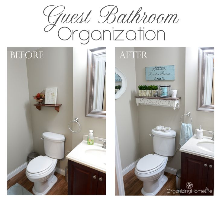 168 Best Images About Organizing :: Bathroom On Pinterest