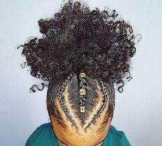 If you are looking for proven hair growth recipes then you are going to want to KISS ME after I introduce you to this video from Curly Proverbz showing her unique Super Black Hair Growth Oil DIY recipe with Before and After footage - natural hair for black women, cute kids little girl hairstyles. #diyhairstylesforblackwomen #naturalhairstylesforlittlegirls #blackhairstylesforkids #littlegirlhair