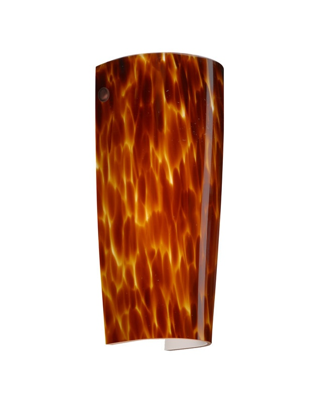 Besa Lighting 7041 Br Single Light Incandescent Wall Sconce With Bronze Metal Finish From The
