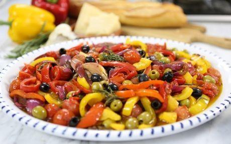 Pepperonata Recipe by Jenny Morris
