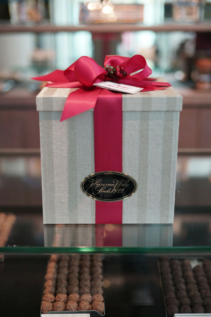 Christmas Hampers 2013 at Huize Van Wely