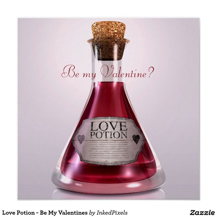 Love Potion - Be My Valentines