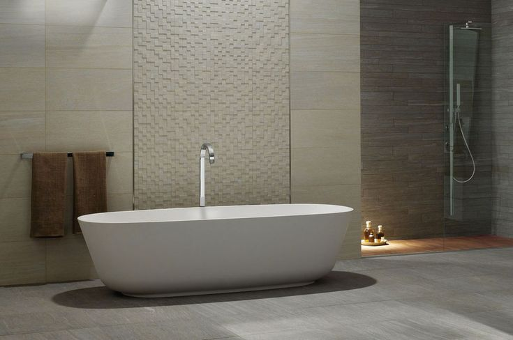 24 best images about la salle de bain on pinterest for Carrelage mural pierre naturelle