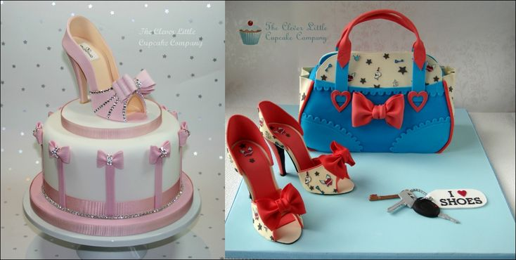 The Sweetest Shoes Ever From the Clever Little Cupcake Company- Stylish Eve