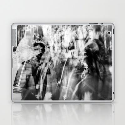 La ciudad desnuda Laptop & iPad Skin by unaciertamirada - $25.00