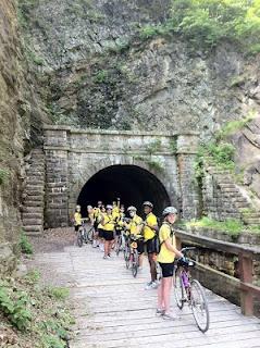 Peddie Voices: Sophomore Bike Trip 2012 (2)