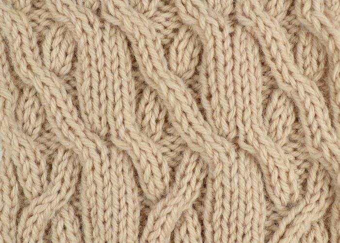 Want a new instalment of our brilliant Something for the Weekend series? Then look no further! Give the Braid Cable Stitch a go and learn how to give your next project a unique twist! This intricate braid cable is a lot easier to knit than it looks. Working with only knit and purl stitches, and the use …