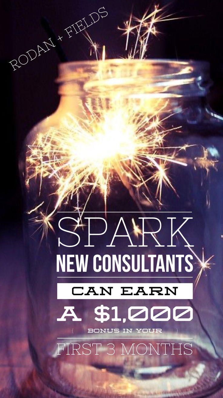 Rodan + Fields Spark Program
