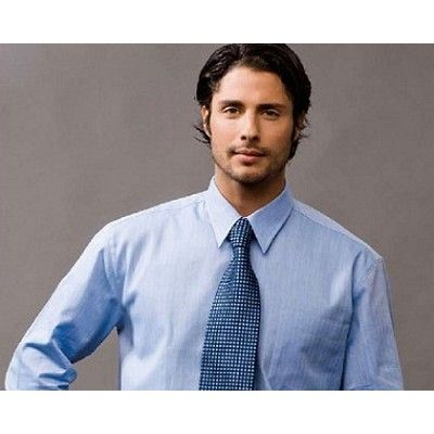 Designed Mens Long Sleeve Herringbone Business Shirt Min 25 - In a 60/40 Cotton Poly Herringbone Blend in a Relaxed Fit and Easy to Care Fabric, Design with Left Chest Pocket. http://www.promosxchange.com.au/designed-mens-long-sleeve-herringbone-business-shirt/p-3301.html