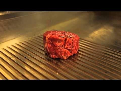 Lava stone steak <3