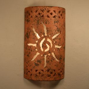 Ceramic Wall Sconce Outdoor