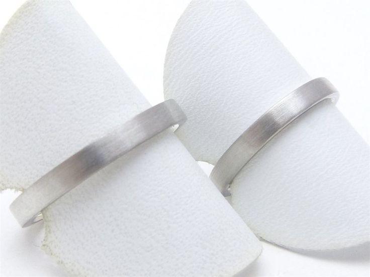 R137 950er Platin Ring Ringe Trauringe Eheringe Partnerringe matt schlicht in Uhren & Schmuck, Echtschmuck, Ringe | eBay