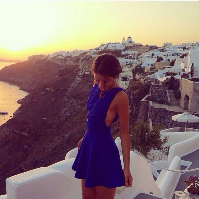Mimi Ikonn | Santorini |
