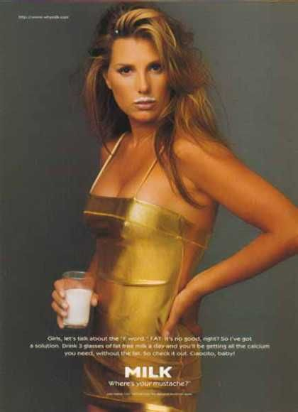Who Does the Milk Commercial | Daisy Fuentes – Got Milk? (1997)