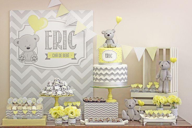 O Breno, meu clientinho VIP, vai ganhar um irmãzinho!! Eu tive a honra de fazer o Chá de bebê do Breno (VEJA AQUI), seu Brit Milá (AQUI) e a sua festa de 1 ano (AQUI)! Oirmãozinho do Breno se chamará Eric! E eu mais uma vez tive o prazer de decorar uma festa para essa […]