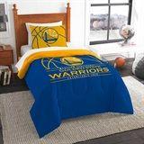 Golden State Warriors  Reverse Slam Twin Comforter Set