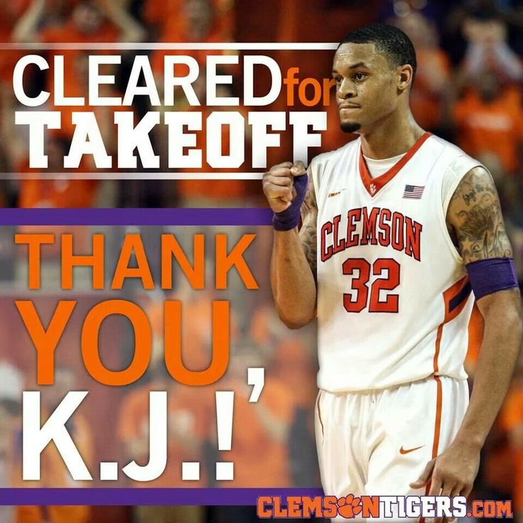 44 best Sports images on Pinterest | Clemson tigers, Alma ...