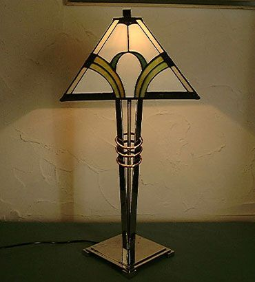 Art Deco Table Lamp                                                                                                                                                      More