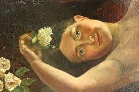 Madam Lily laat zich schilderen door meneer Edgar in zijn atelier. De dienstmeisjes van meneer Edgar verdenken dat de twee een geheime affaire hebben maar Rosalie begrijpt dat niet. Ze is nog een tiener en weet nog niet alles van het leven... Bijvoorbeeld dat een man en vrouw ook een seksuele relatie kunnen hebben. Ze gaat de atelier binnen om de portret te zien die hij had getekend van mevrouw Lille. Het was een naaktportret en dat shockte Rosalie omdat ze nooit een vrouw naakt had gezien.