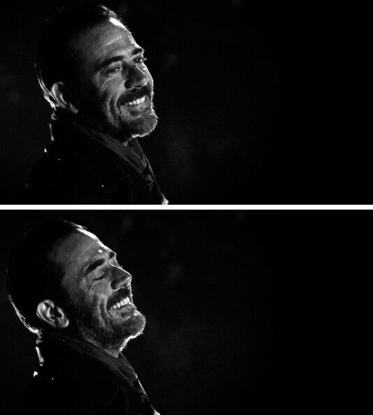 Stop being so damn sexy Negan, I'm trying really hard to hate you!