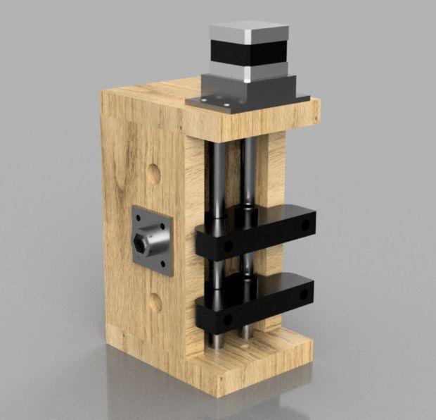 Homebuilt diy cnc router arduino based grbl