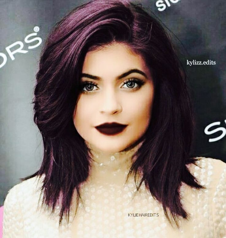 25 Best Ideas About Eggplant Hair On Pinterest  Purple Highlights Purple B