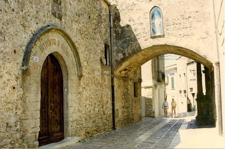 one of the many scientific institutes of Erice