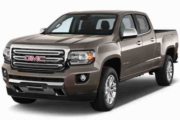 2019 Gmc Canyon Denali Changes Gmc Canyon Gmc Farmington New