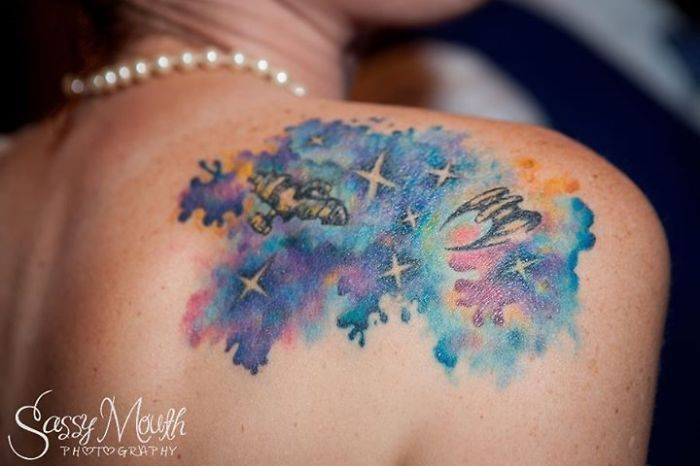 nebula tattoo designs - photo #26