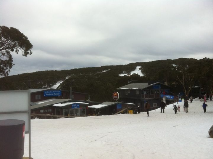 Mount Baw Baw Alpine Resort in Mount Baw Baw, Australia