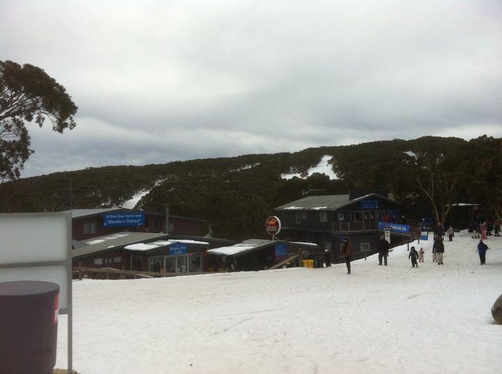 Mount Baw Baw Alpine Resort, Mount Baw Baw, Australia