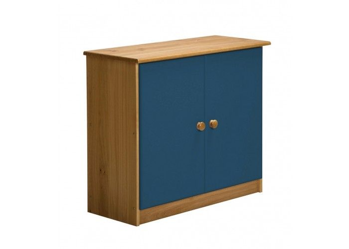 http://www.bonsoni.com/ribera-cupboard-antique-with-blue-details  Matching furniture (Wardrobes, bedside cabinets, dressing table, stools, storage units, lighting and mirrors) is available.   http://www.bonsoni.com/ribera-cupboard-antique-with-blue-details