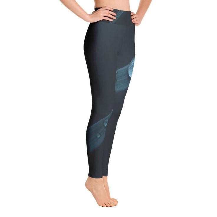 Dark Slide Yoga Leggings