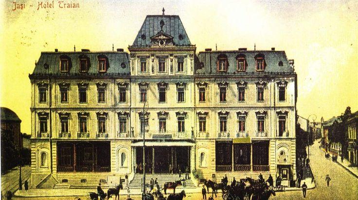 Grand Hotel Traian - Iaşi - România   Cazare 4 stele Iasi   Hotel 4* Iasi