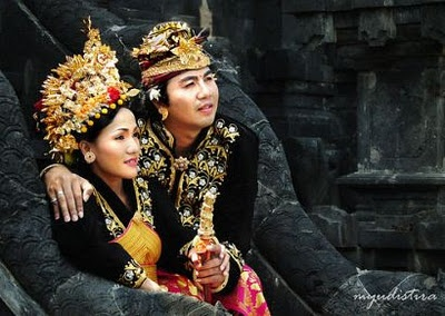 Balinese Wedding Attire